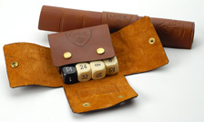 The MVP - Leather Canoe Board Game